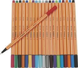Stabilo Point 88 20 färger